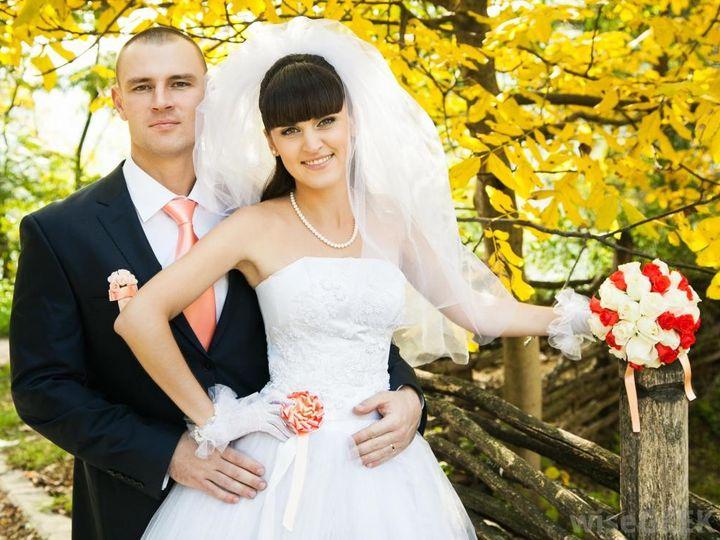 Tmx 1512058487118 Bride And Groom Posing Fort Washington, MD wedding officiant
