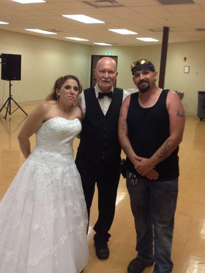 Cheryl & Rodney's Wedding
