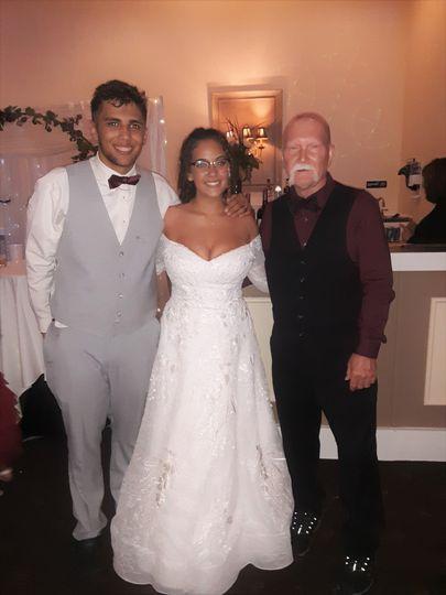 Max & Sam's Wedding 6-19-21