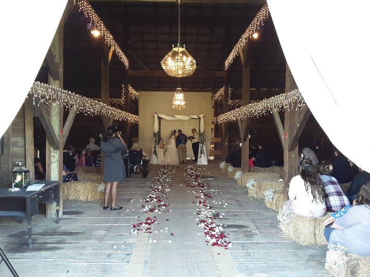 Meghan & Kyle's Barn Wedding