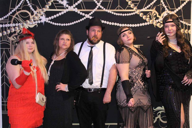 A Roaring 20's Party