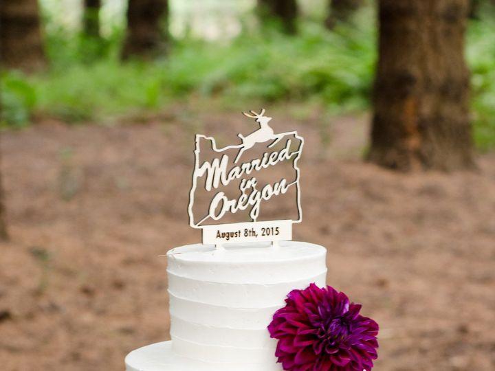 Tmx 1455488122552 Alexanderelledgewedding 372 Portland wedding cake