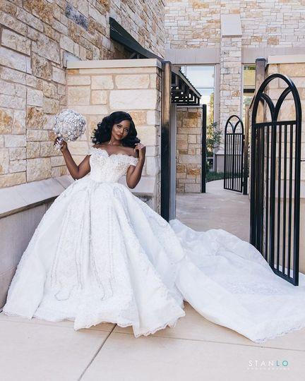 Texas Bridal Client