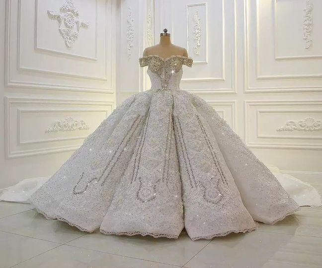 Payton Princess Ball Gown
