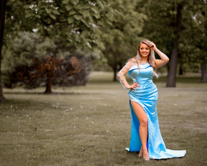 Ashleigh Bridesmaid Dress