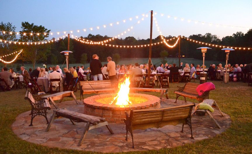 rehearsal dinner at lodge