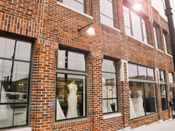 Tmx True Society Crossroads Store 020 51 1961525 159708719286589 Kansas City, MO wedding dress