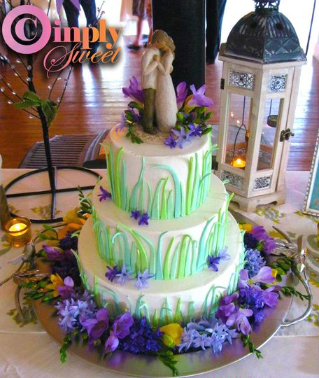 Cinply Sweet Wedding Cake San Antonio Tx Weddingwire