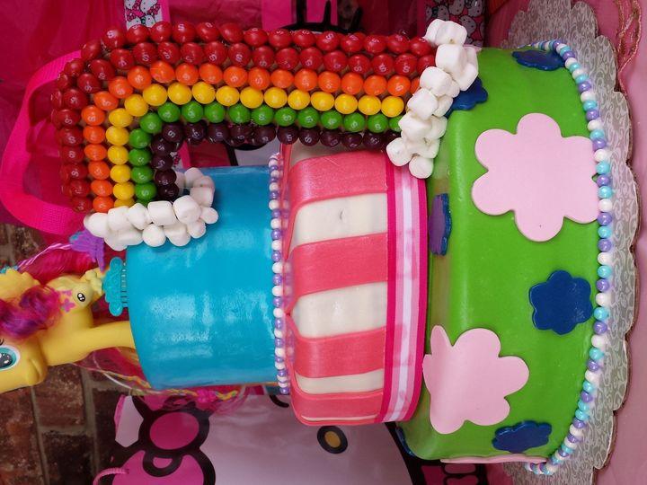 Tmx 1443015379651 2014 03 22 16.54.50 San Antonio wedding cake