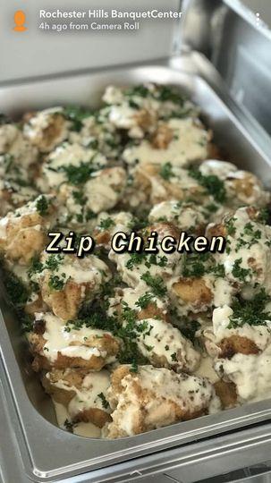Zip Chicken