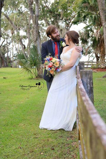 Lovely Park Wedding