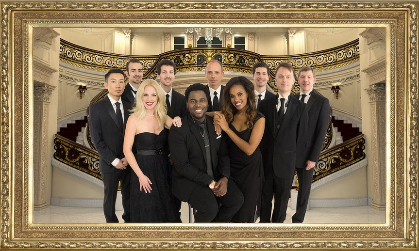 The Gold Coast Orchestra - Long Island and NYC's #1 Band for Elegant Weddings and Events!