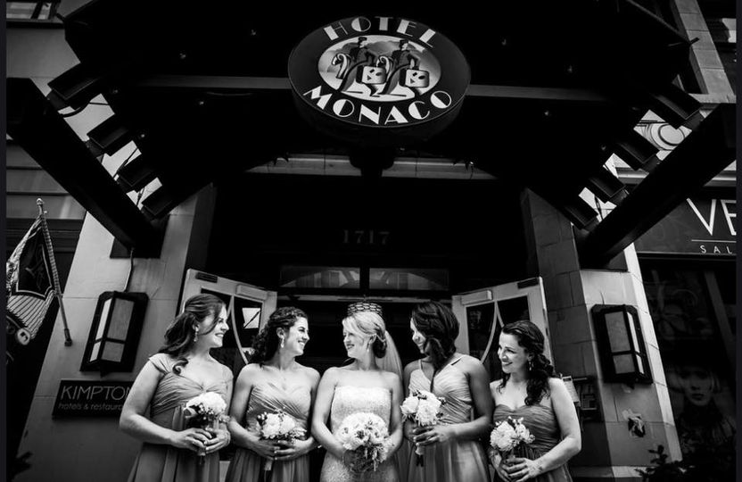 Bridal party | Libby Neder