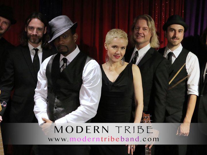 Tmx 1427238021257 Modern Tribe Signature Photo  Logo Seattle wedding band