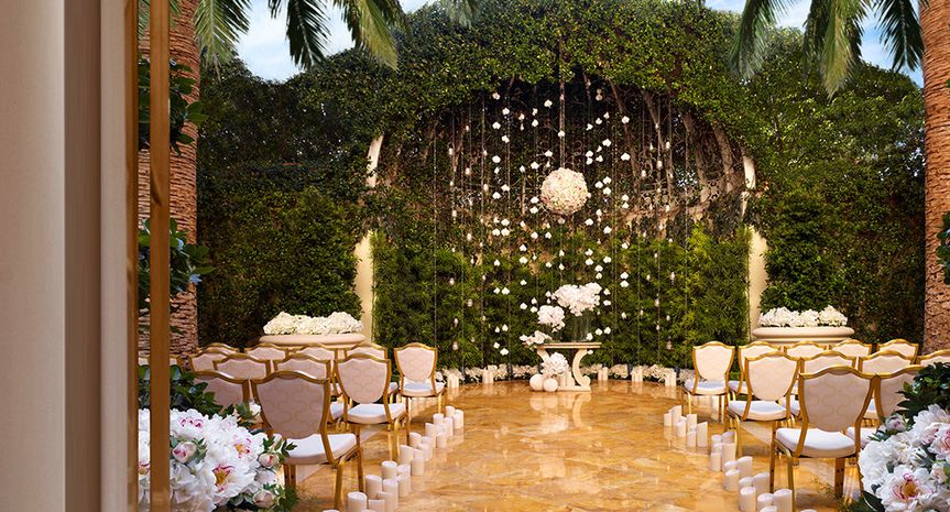 Wedding Reception Venues Vegas : The wedding salons at wynn las vegas ceremony reception venue nevada and