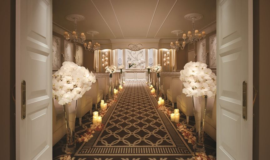 Envision your guests as you walk into the magnificent Lavender Salon.