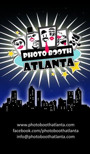 Photo booth atlanta event rentals buckhead ga weddingwire 800x800 1369693579403 photo booth atlanta business card 489x840 reheart Image collections