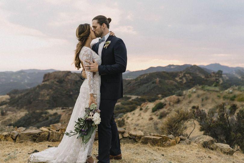 Jennifer & Ryan - Saddlerock Ranch - Fall 2017 - Kristen Victoria Photography