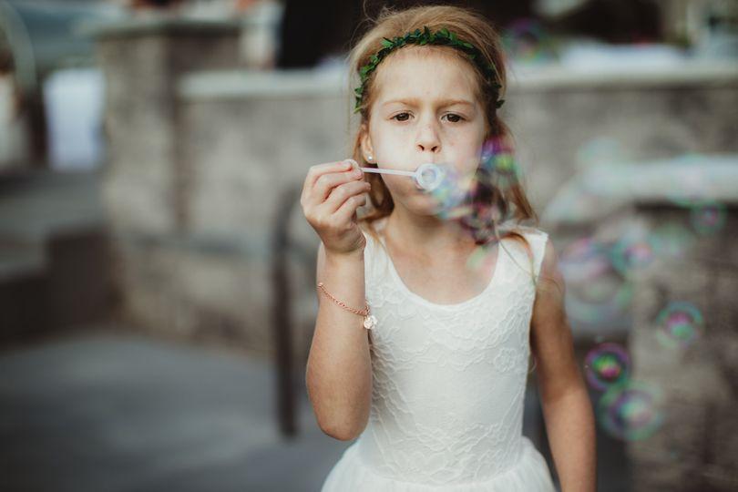 Bridesmaid Bubbles