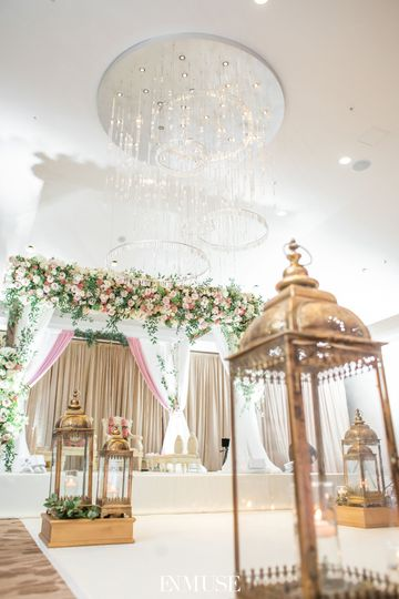 Wedding Ceremony Display