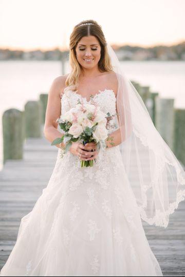 Bridal ortrait