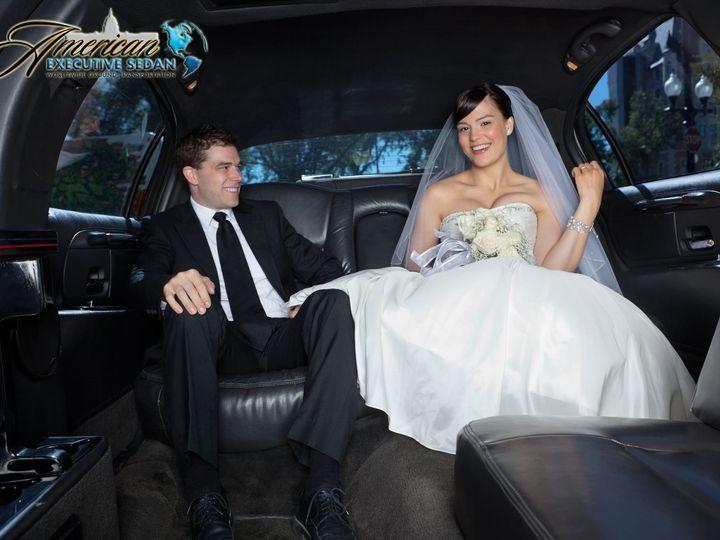 Tmx 1491924713315 Aesedanswedding Limo Inside Sterling, District Of Columbia wedding transportation