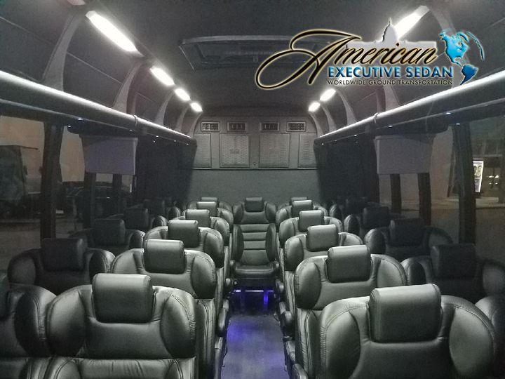 Tmx 1491926344871 Aesedan Minibus Insidefloor Copy Sterling, District Of Columbia wedding transportation