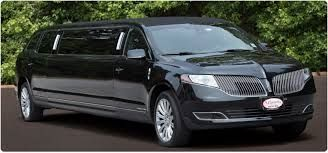 Outside Stretch Limo