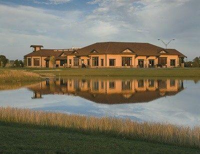 Tmx 1416417536492 Otter Creekclubhouse With Reflective Pondweb Ankeny, Iowa wedding venue