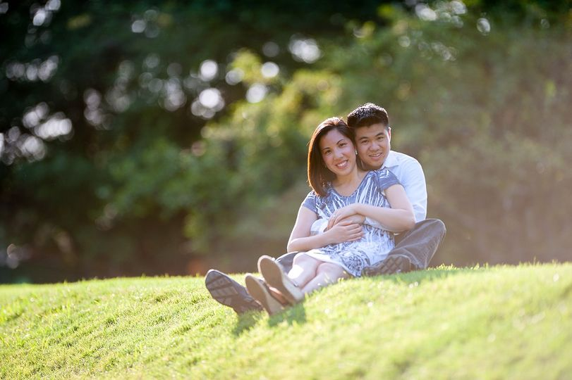 A couple's session - Portraiture By Christopher