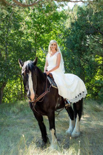 Memorable Bride Entrance