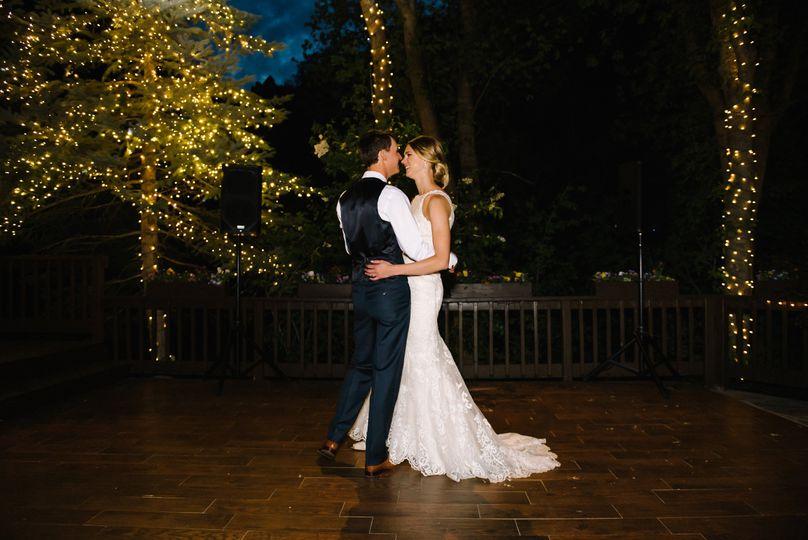 Romantic Evening Dance