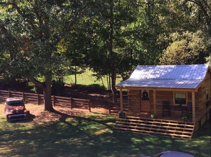 Bug's Barn @ Carder's Farm ground