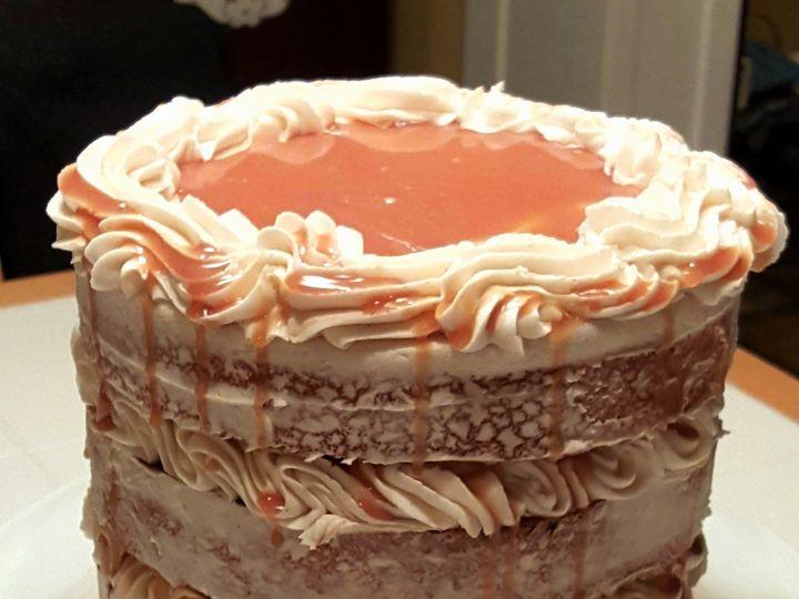 Tmx 1484823818945 20161014195850 Perkasie wedding cake