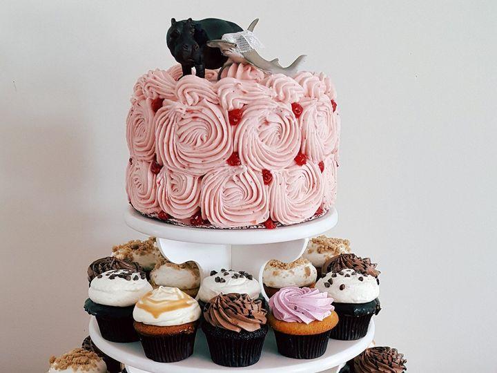 Tmx 1484824354742 20160917163716 Perkasie wedding cake