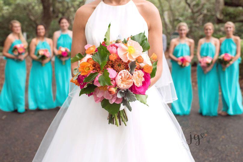 Artistic Florist - Amelia Island Wedding Flowers