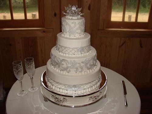 Tmx 1253032420843 DSC01647 San Marcos, TX wedding cake