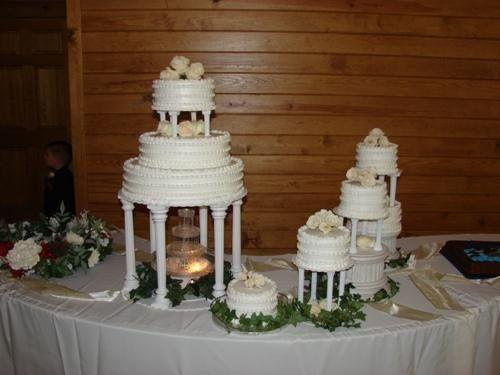 Tmx 1253032427984 DSC01730 San Marcos, TX wedding cake
