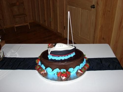 Tmx 1253033170859 DSC01842 San Marcos, TX wedding cake