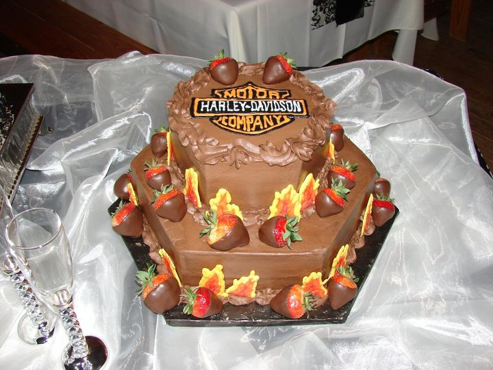 Tmx 1354811446230 DSC03340 San Marcos, TX wedding cake