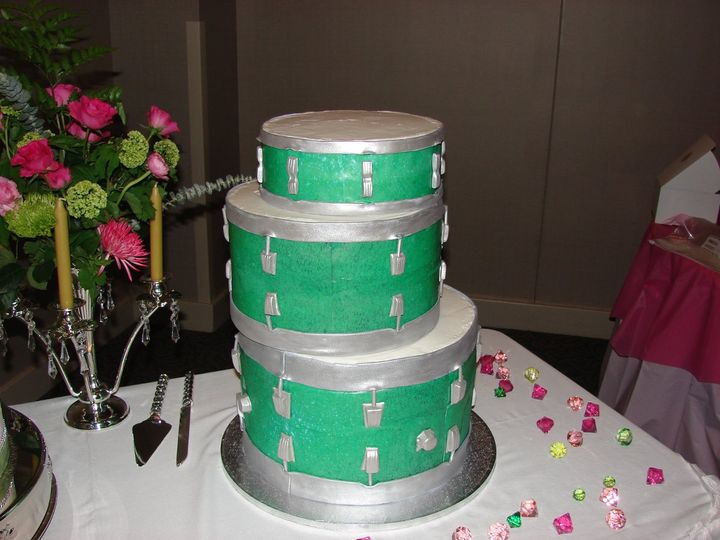 Tmx 1354817934050 DSC03700 San Marcos, TX wedding cake