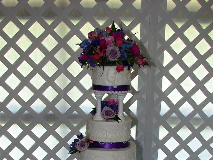 Tmx 1354826670432 DSC03826 San Marcos, TX wedding cake