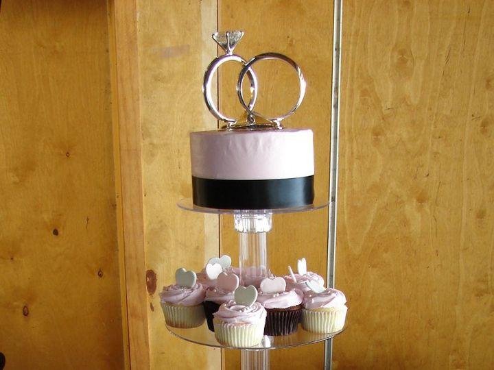 Tmx 1354826831144 DSC04099 San Marcos, TX wedding cake