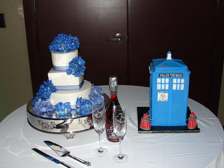 Tmx 1354828420567 DSC03897 San Marcos, TX wedding cake