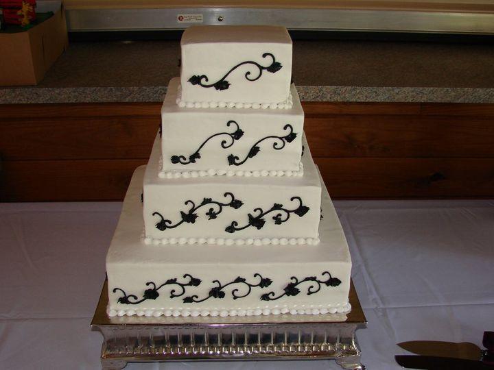 Tmx 1354828550975 DSC03902 San Marcos, TX wedding cake