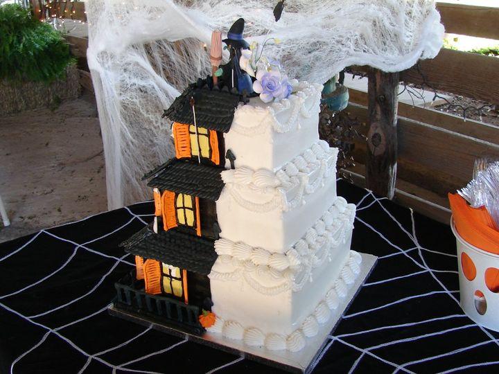 Tmx 1354829155257 DSC04048 San Marcos, TX wedding cake