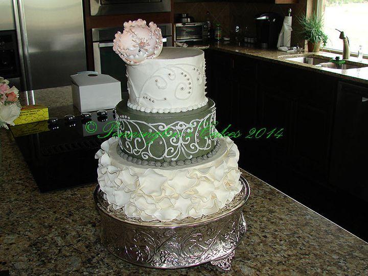 Tmx 1400081775401 Dsc05042 W San Marcos, TX wedding cake