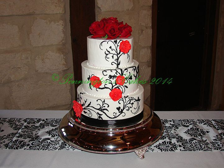 Tmx 1400081815069 Dsc04873 W San Marcos, TX wedding cake