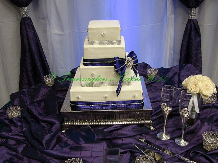 Tmx 1400082154335 Dsc04978 W San Marcos, TX wedding cake