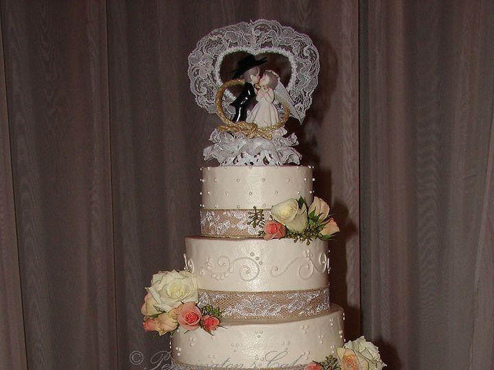 Tmx 1400082215411 Dsc05013 W San Marcos, TX wedding cake